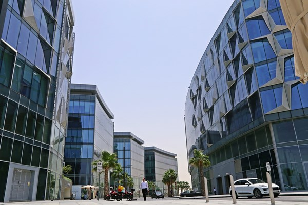 Dubai Design District, Dubai, UAE