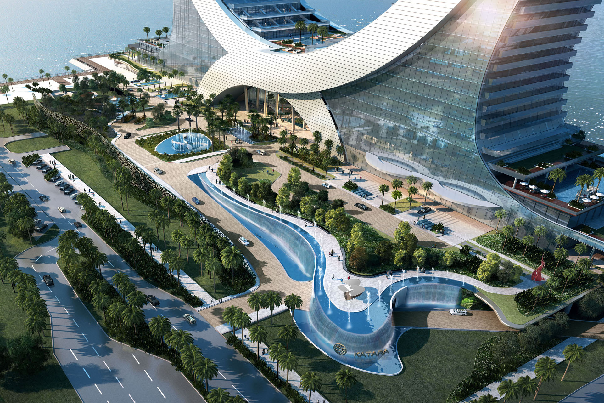 5 And 6 Lusail Katara Hotel Doha Qatar Interiors Inside Ideas Interiors design about Everything [magnanprojects.com]